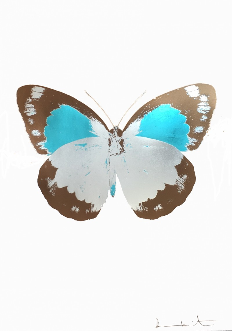 Damien Hirst - The Souls II - Silver 9/15