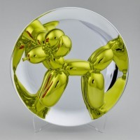 Jeff Koons - Balloon Dog Yellow