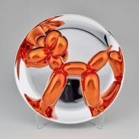 Jeff Koons - Balloon Dog Orange