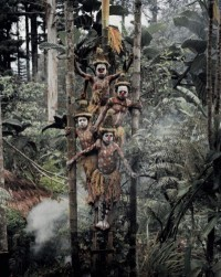 Jimmy Nelson - XV 61 - Gogine Boys - Goroka, Eastern Highland - Papua New Guinea, 2010