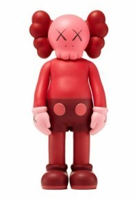 Kaws - Take Figure - Companion - Blush