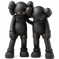 Kaws - Along The Way - Black