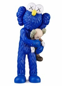 Kaws - Take Figure - Blue