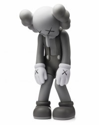 Kaws - Small Lie Companion - Grey