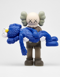 Kaws - Gone Figure - Brown