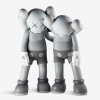 Kaws - Along The Way - Grey
