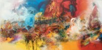 William Malucu - Touched by color I