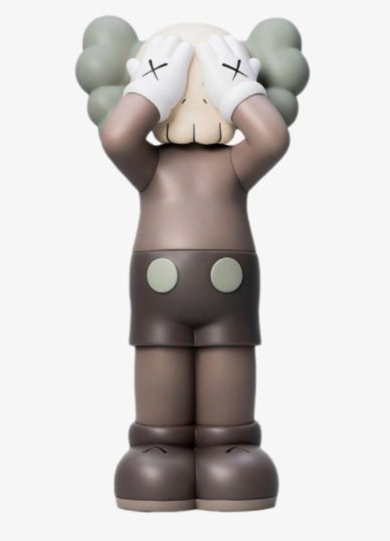 Kaws - Holiday in UK - Brown